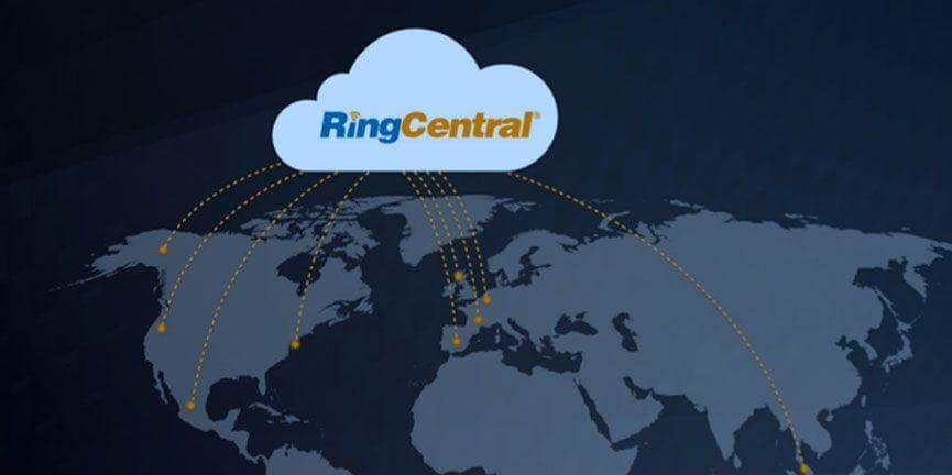ringcentral global office cloud worldwide availability