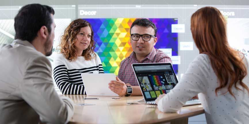 nureva span visual collaboration solution use case