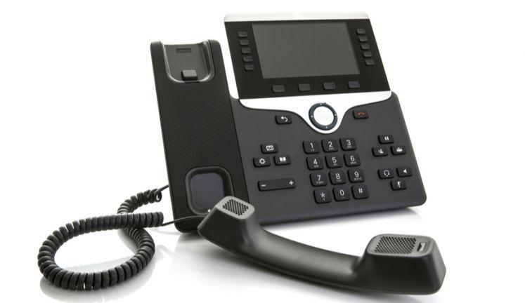 business ip phone