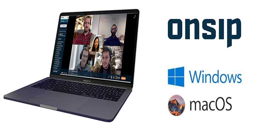 onsip desktop app for windows and macOS