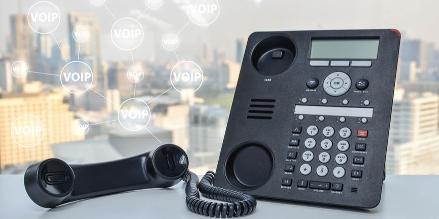 VoIP phone system for business