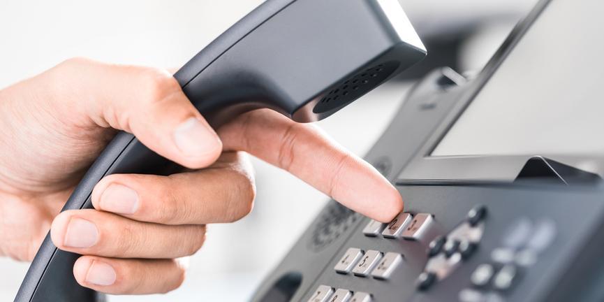 voip telephone pad