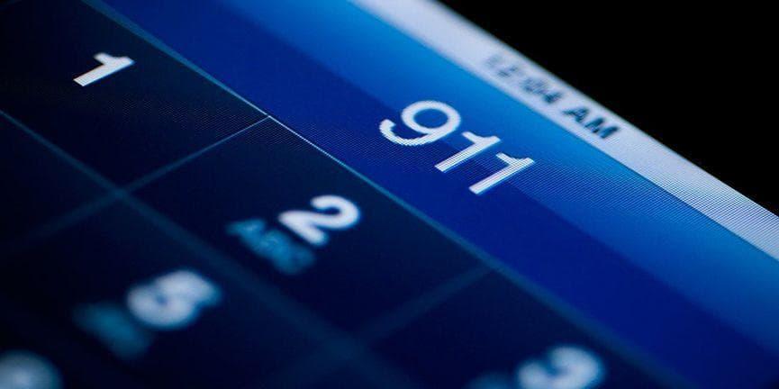 911 emergency number