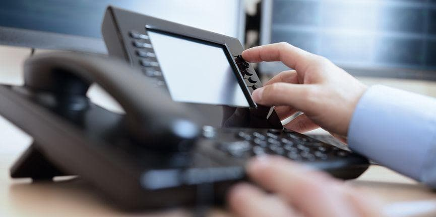 VoIP business phone