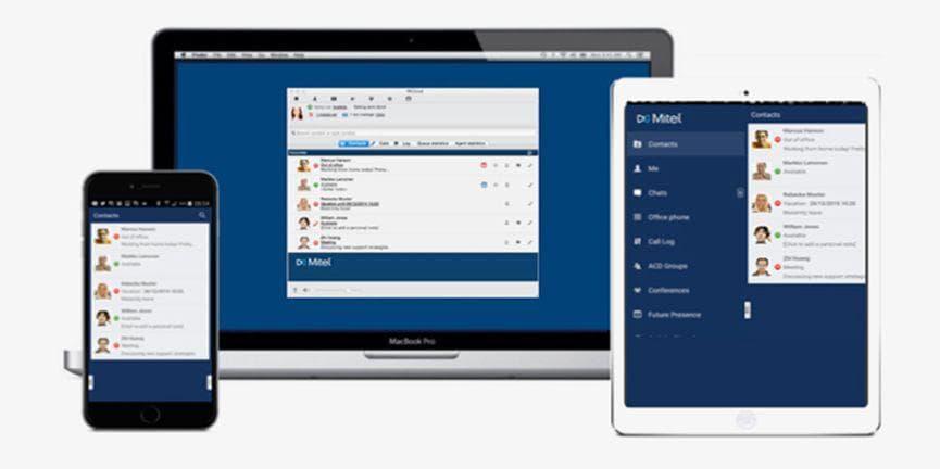 Mitel Cloud Communications