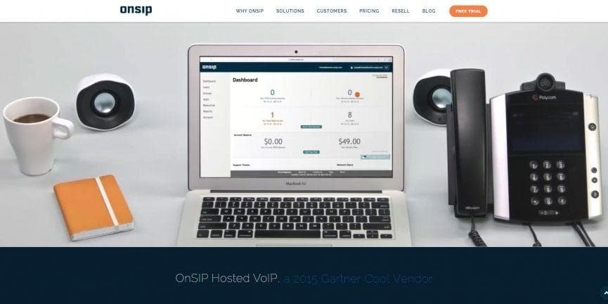 onsip VoIP solutions
