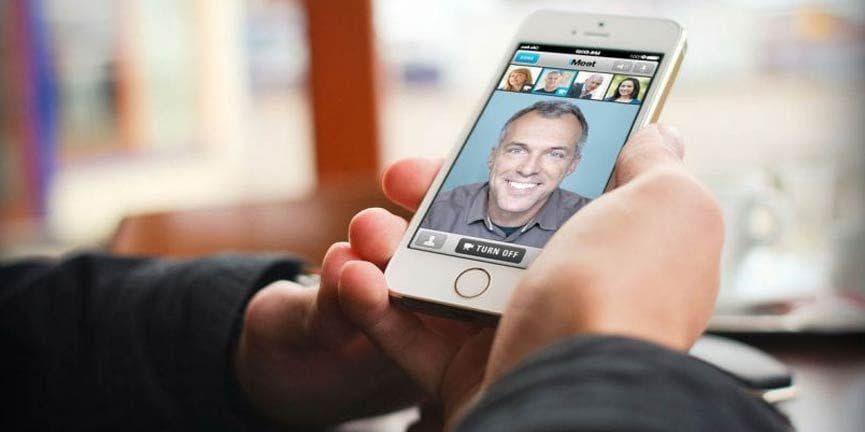 pgi mobile collaboration exchange on tablet device