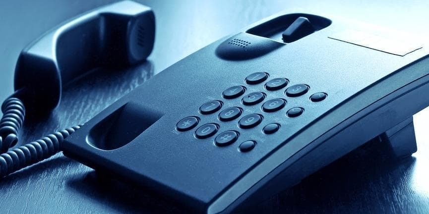business VoIP phone