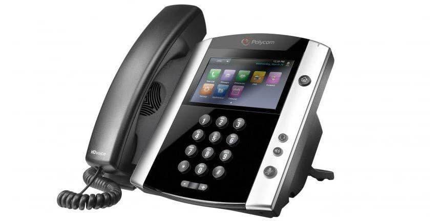 polycom hd voice desktop IP phone
