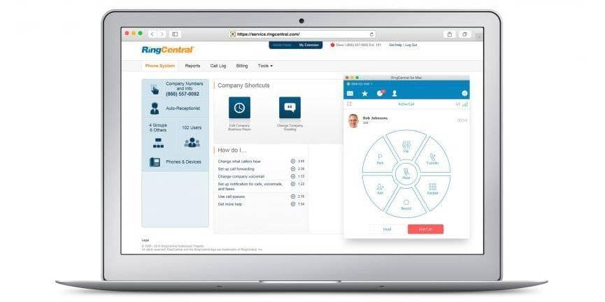 ringcentral new real-time analytics functionalities