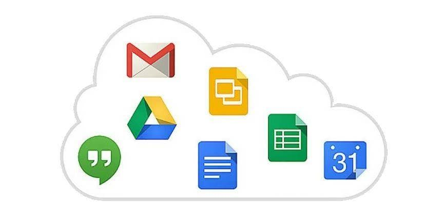 shoretel integrating with google g suite applications
