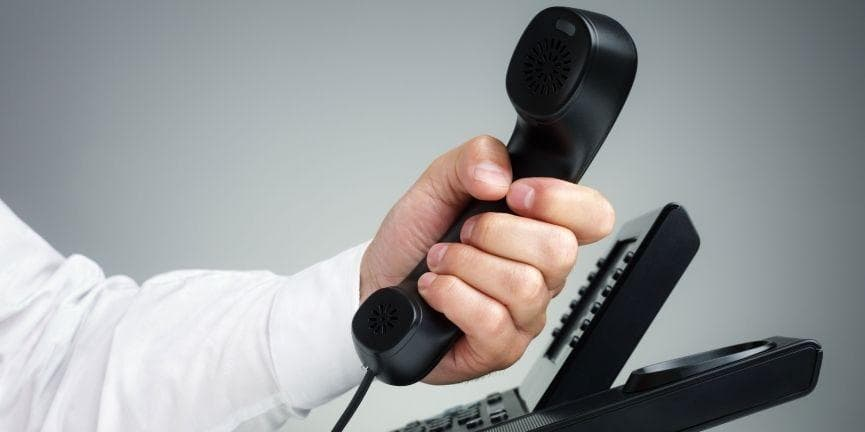 calling with VoIP