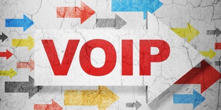 voice over internet protocol
