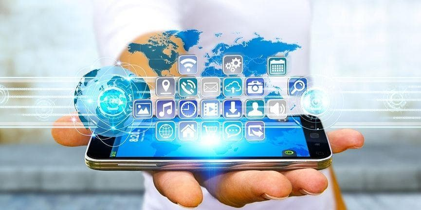 mobile apps for work