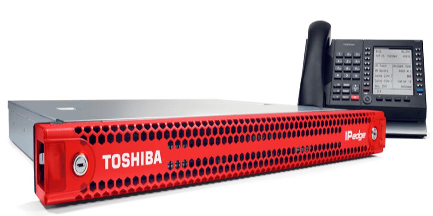 Toshiba IP Edge