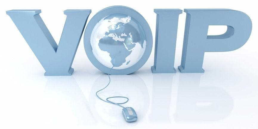 global communications with VoIP