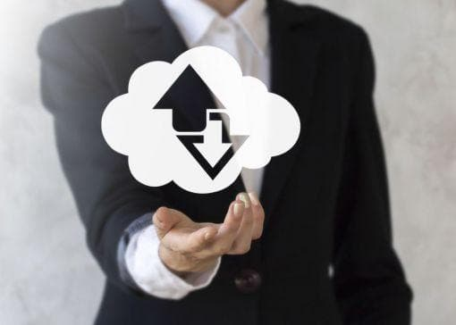 cloud storage and information exchange