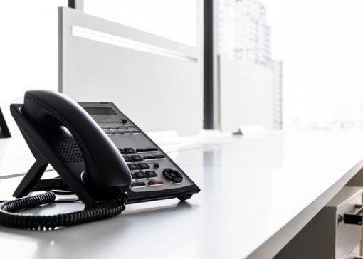 desk IP phone