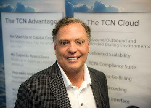 Terrel Bird, CEO and Co-founder of TCN