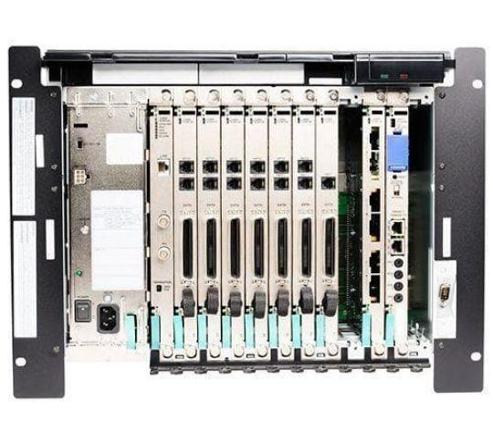 traditional PBX hardware