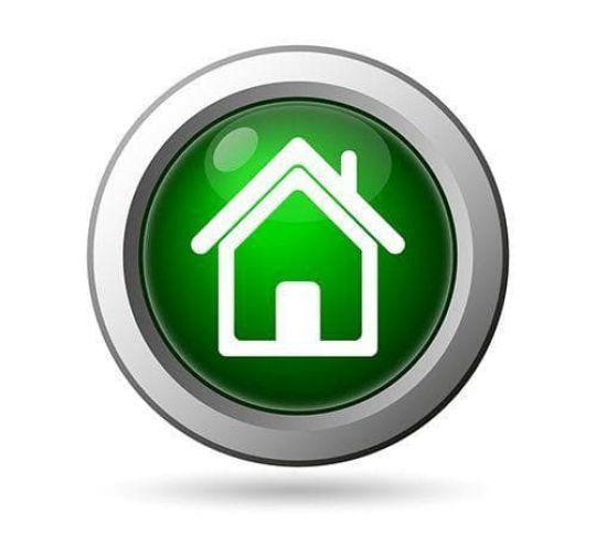 residential home green icon