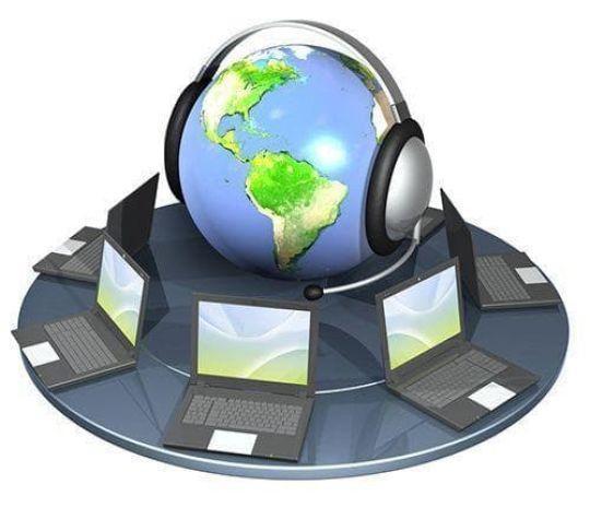 laptops around globe