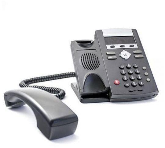 fully-featured IP phone for VoIP