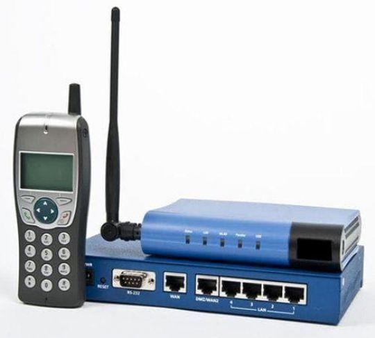 home VoIP setup