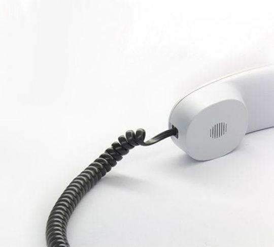typical traditional PSTN phone