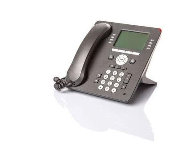 typical IP phone for business VoIP
