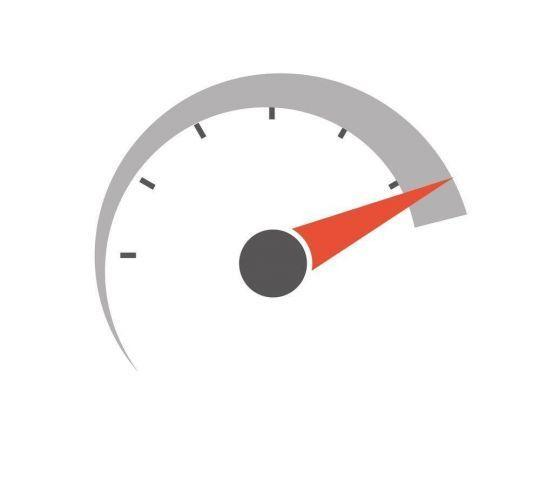speed test gauge
