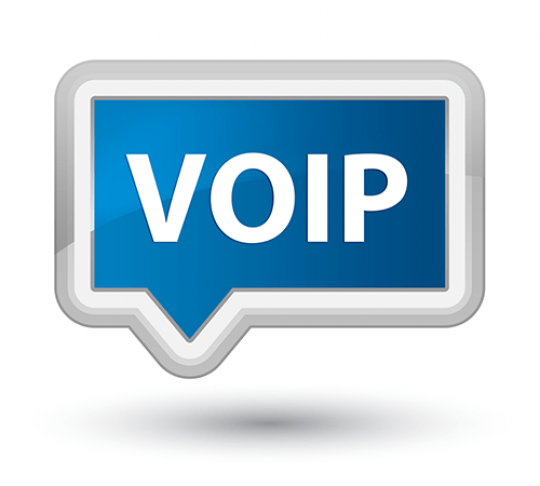voice over IP question bubble