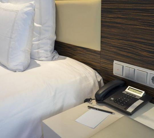 in-room voip phone