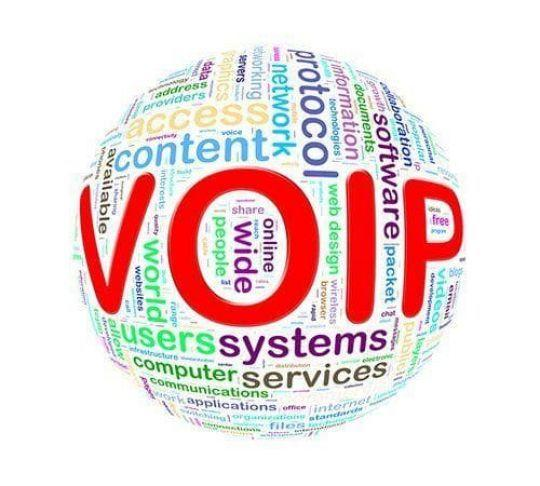 VoIP connections around the globe