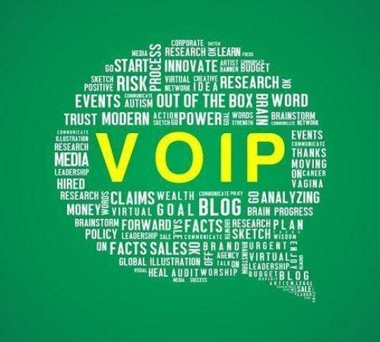 common VoIP terms and features