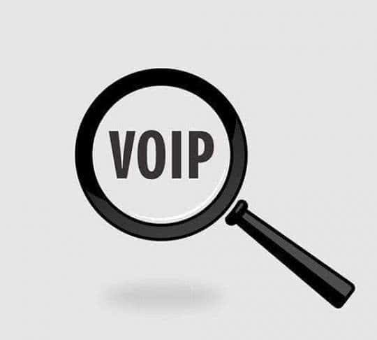 VoIP search